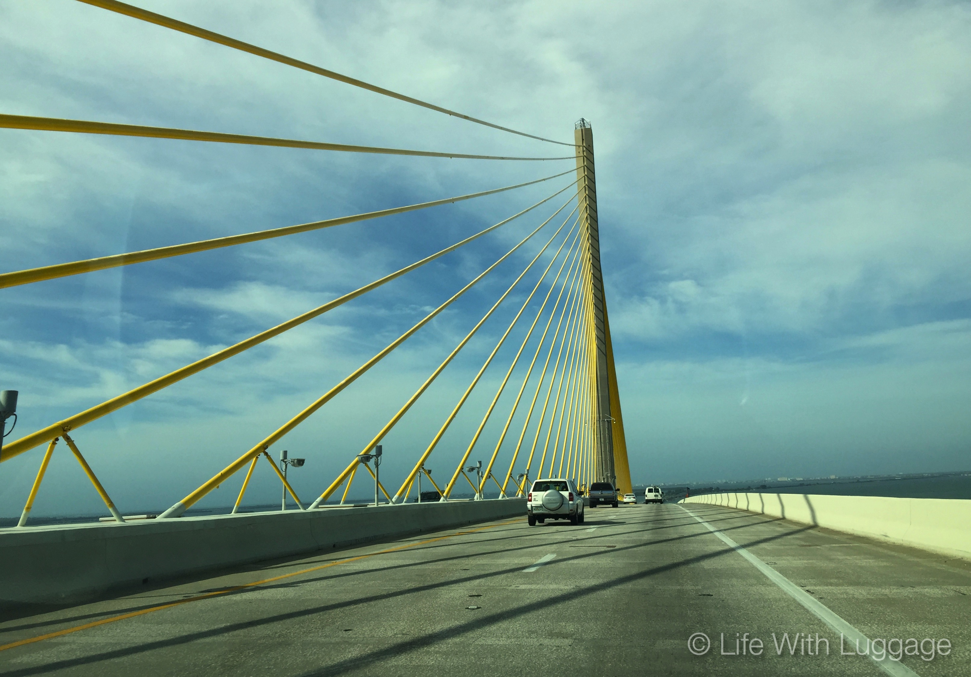 Yellow bridge Florida